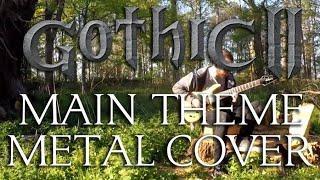 �������� ���� Gothic II - Main Theme (Metal Cover) ������