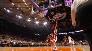 Dwyane Wade to LeBron James (Miami Magnificence)