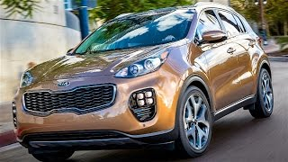Kia Sportage Review. NEW SPORTAGE