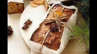 Рождественский Кекс  Amerikan Noel Keki  Christmas Cake Recipe  Plum Cake