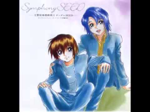 Symphonic Suit Mobile Suit Gundam SEED - track 08: The Song - Anna ni Issho Datta no ni