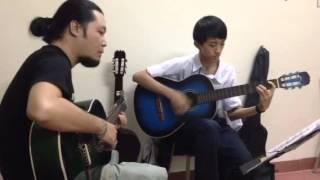 Guitar đêm hát / Một lần được yêu