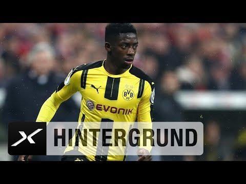 Ousmane Dembele: Der beste Dribbler im Profil | Borussia Dortmund