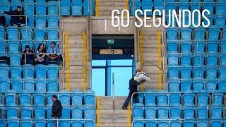 60 segundos de Grêmio x América-MG