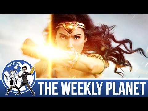 Wonder Woman Review - The Weekly Planet Podcast