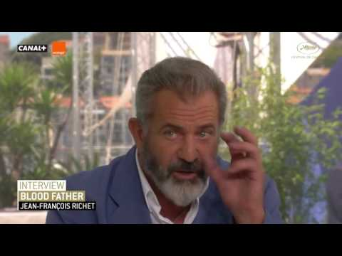 Mel Gibson and Jean Francois Richet Blood Father