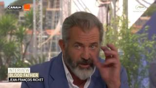 mel gibson and jean francois richet blood father interview