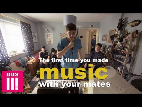 The First Time You Made Music With Your Mates | Ladhood On IPlayer Now