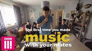 The First Time You Made Music With Your Mates   Ladhood On iPlayer Now