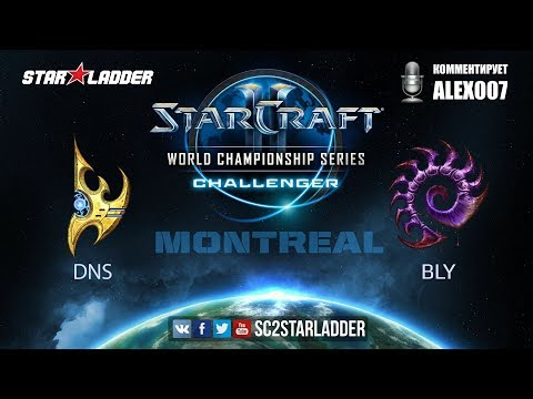 2017 WCS Challenger Montreal: DnS (P) vs Bly (Z)
