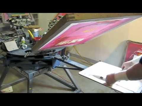 screen printing with gotart? studios