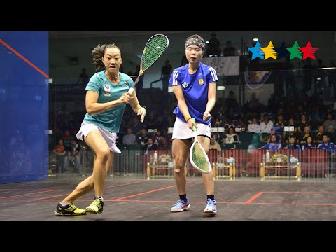 Final Team Event, Host wins Team Finals - 9th World University Squash Championship 2016