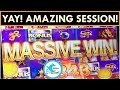 BEST SESSION EVER! GOLDEN EGYPT SLOT MACHINE - HUGE PROFIT!