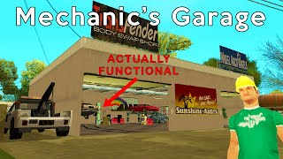 Mechanic Garage - Speed Mapping Ep.20