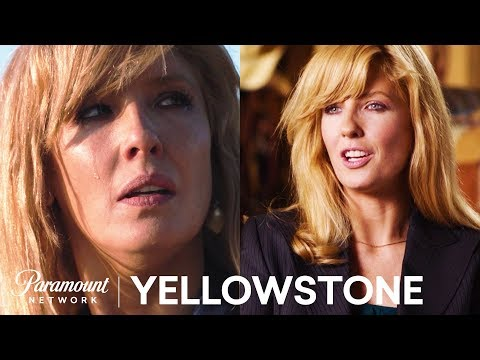 In Depth Look: Kelly Reilly on Beth Dutton Holding Her Own   Yellowstone