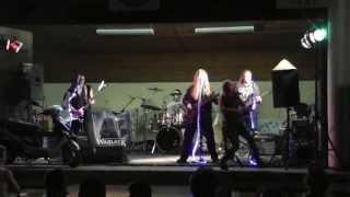 DORO & WARLOCK REVIVAL (CZ) - I Rule The Ruins, Earthshaker Rock, True As Steel, All We Are...