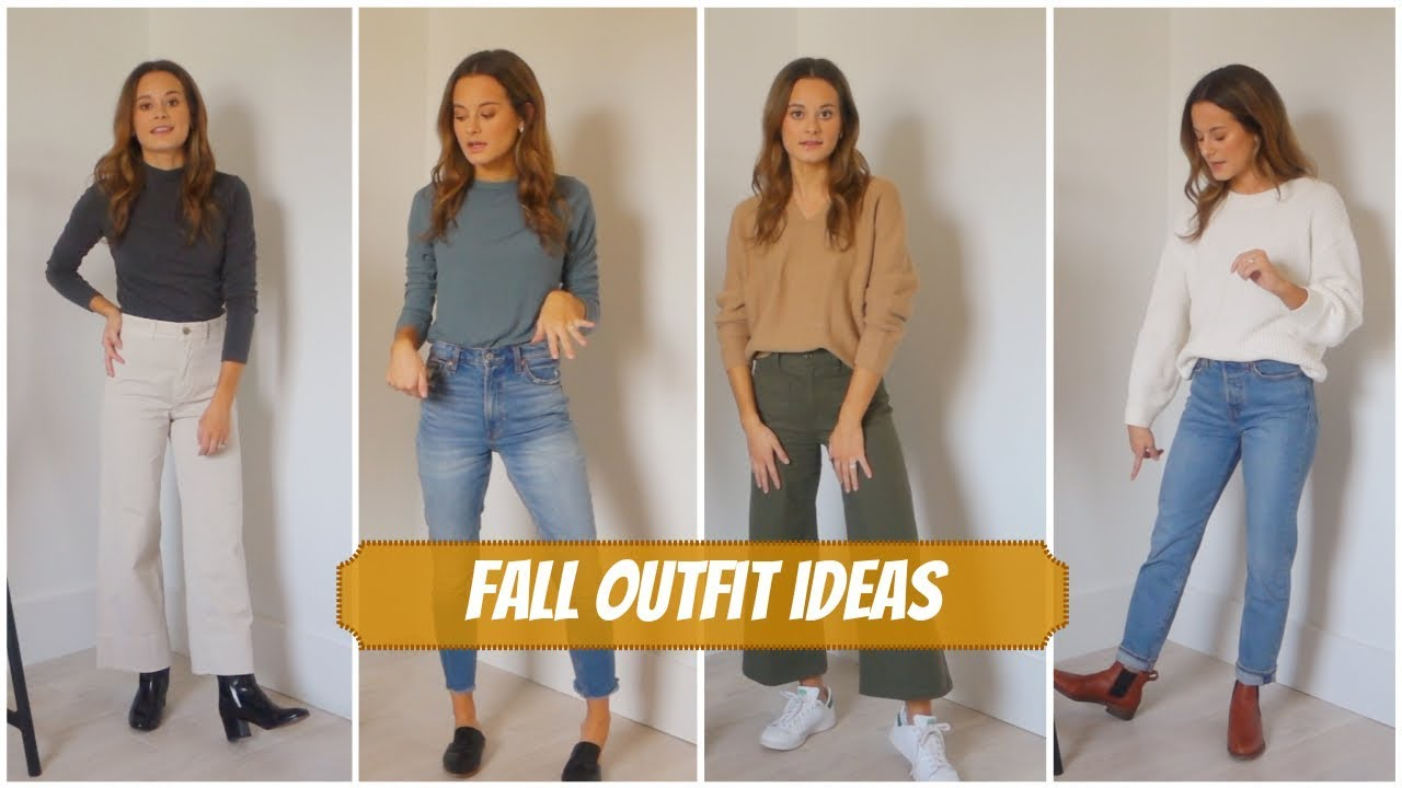 [VIDEO] - FALL OUTFIT IDEAS 3