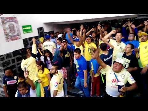 Banda musical América vs Pumas 2-1 final 05-08-2017