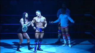 THE BRO OFF - Robbie E vs. Jesse on IMPACT