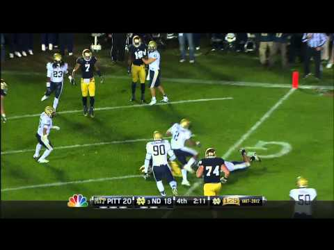 Notre Dame – Pittsburgh Game Highlights