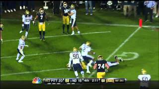 Notre Dame - Pittsburgh Game Highlights