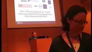 CPD for Doctors Conference, Luxembourg 18.12.2015 - closing plenary session