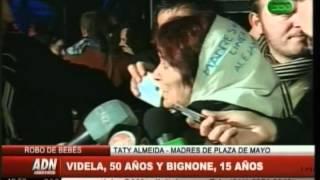 360 TV - Condena histórica: 50 años a Videla y 15 a Bignone