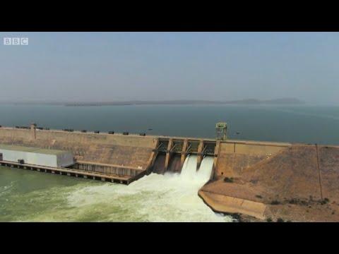 Kainji Dam - Using hydropower to light up Nigeria