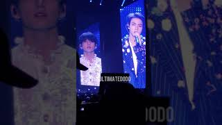 180922 The Truth Untold @ BTS 방탄소년단 Love Yourself Tour in Hamilton Fancam 직캠