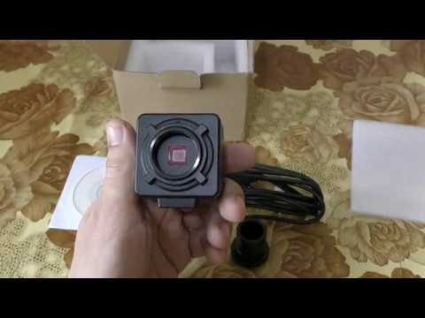 Unpacking HD USB2.0 5mp Industrial CMOS Camera