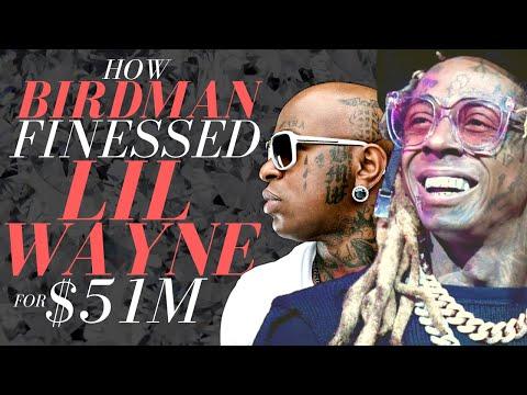 How Birdman Finessed Lil Wayne For $51m+