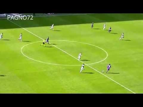 JUVENTUS Vs Fiorentina  Goal Asamoah 1-0
