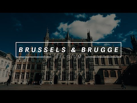 Beauty of Bruges & Brussels, Belgium | Travel Film