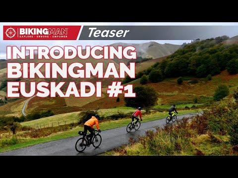 TEASER - BikingMan Euskadi 2021