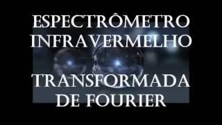 Espectrômetro de Infravermelho FTIR