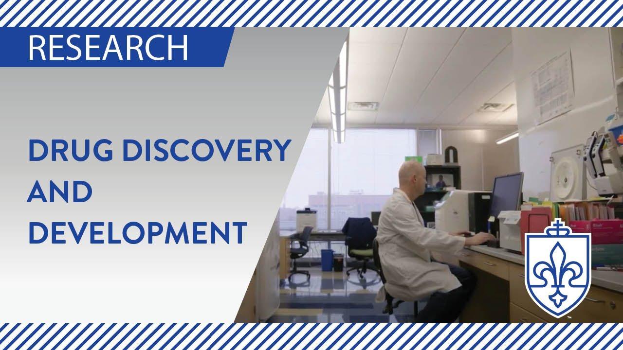 SLU Research Profiles: Drug Discovery