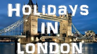 MAJK - Holidays in London