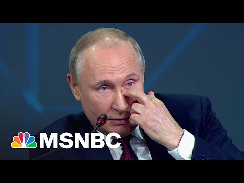 Putin Joins Pro-Trump Chorus In Making Excuses For January 6th Rioters