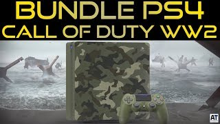 BUNDLE LIMITED EDITION PS4 + CALL OF DUTY WWII [WW2 ITA]