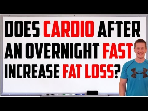 does-cardio-after-an-overnight-fast-maximize-fat-loss?