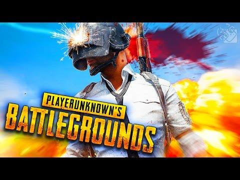 """Playerunknown's Battlegrounds """"Баги, Приколы, Фейлы"""" 18+"""