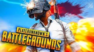 ВЕСЁЛЫЕ БУДНИ в Playerunknown's Battlegrounds