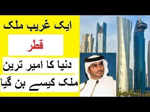 Qatar Dunya Ka Ameer Tareen Mulk Kaise Bana - Story of Qatar