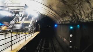 7 Train Time Lapse
