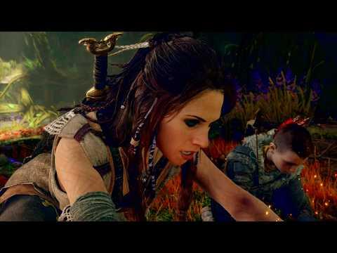 God of War Čarodejnice v posvátnem lese (The Witch ín the forest) Ps4pro 4K from YouTube · Duration:  24 minutes 46 seconds