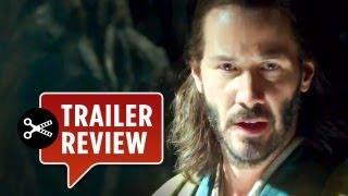 Instant Trailer Review - 47 Ronin (2013) - Keanu Reeves, Rinko Kikuchi Movie HD