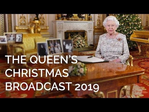 Queens Christmas Speech 2019 Watch The Queen's Christmas Broadcast 2018   YouTube