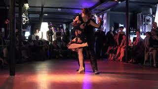2/3 Tango Pugliese, Mikael Cadiou & Camille Dantou, Paris Café Barge 2018