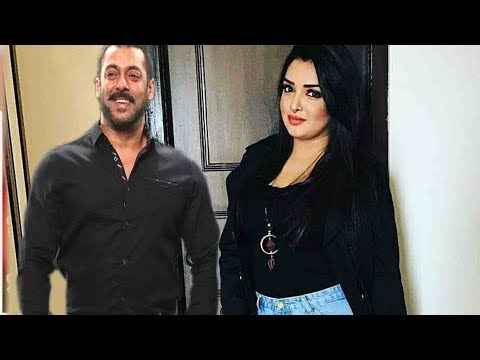 इस बीच आम्रपाली सलमान खान के साथ Salman khan bigg Boss ready goes to Amrapali
