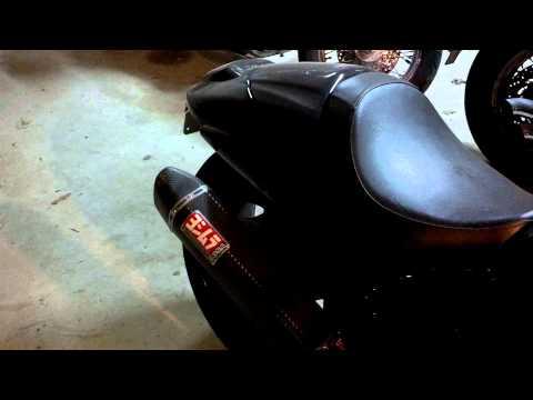 M109R M1800R VZR1800R exhaust Servo cam removes F1 Light